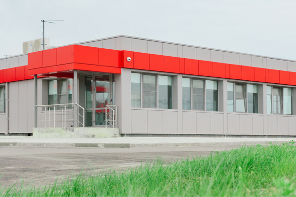 Modular buildings – Construction of prefabricated modular PPC for data center of company Yandex in Vladimir